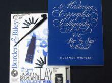 K100-B Calligraphy Kit