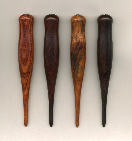H78 Thick Wood Calligraphy Pen Holder Back In Stock